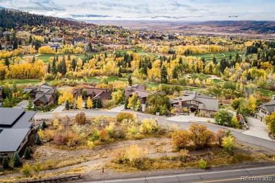 Steamboat Springs Residential Lots & Land Active: 2224 Golf View Way