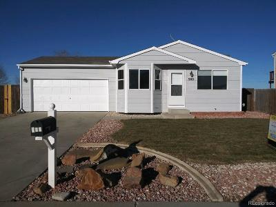 Weld County Single Family Home Active: 909 East 24th Street Road