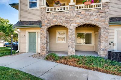 Littleton Condo/Townhouse Active: 9622 West Coco Circle #107