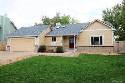 Littleton Single Family Home Under Contract: 11868 West Aqueduct Drive