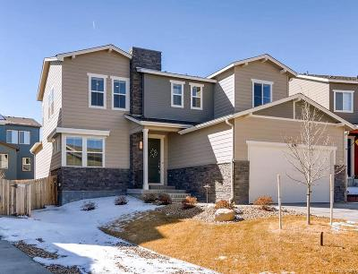 Castle Rock CO Single Family Home Active: $472,500