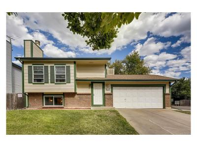Aurora, Denver Single Family Home Under Contract: 922 South Nome Street