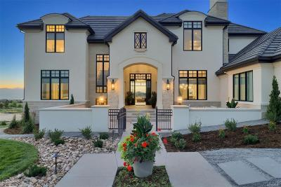 Highlands Ranch Single Family Home Active: 10969 Skydance Drive