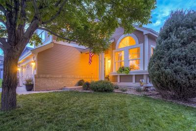 Lone Tree Single Family Home Under Contract: 10047 Andrush Court