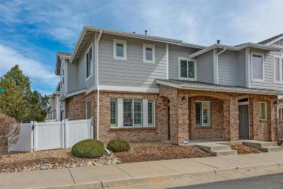 Highlands Ranch, Lone Tree Condo/Townhouse Under Contract: 186 Whitehaven Circle