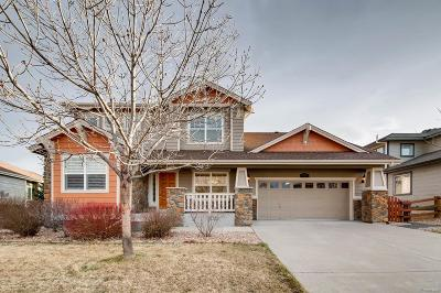 Broomfield Single Family Home Under Contract: 4360 Red Deer Trail