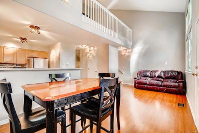 Wheat Ridge Condo/Townhouse Under Contract: 6450 West 44th Place B-3