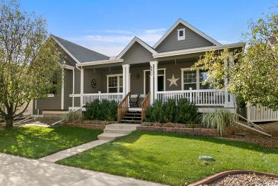 Longmont Single Family Home Active: 4611 Portofino Drive