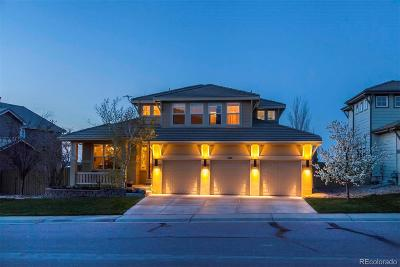 Superior Single Family Home Active: 3624 West Torreys Peak Drive