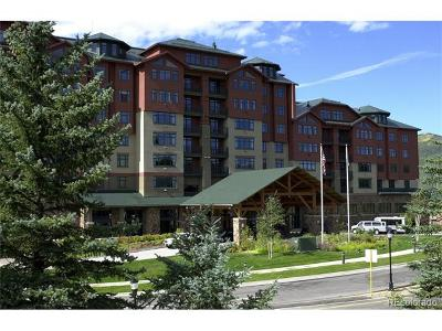Steamboat Springs Condo/Townhouse Active: 2300 Mt. Werner Circle 228 Cal6 #Unit 228