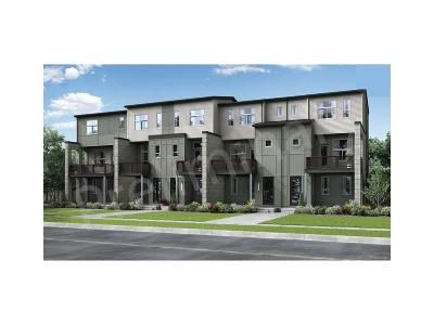 Aurora Condo/Townhouse Active: 2507 Moline Street