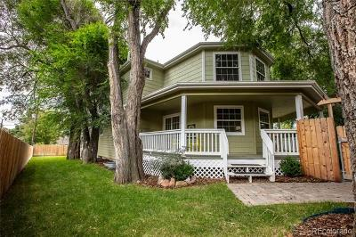 Boulder Single Family Home Active: 1190 Oakdale Place