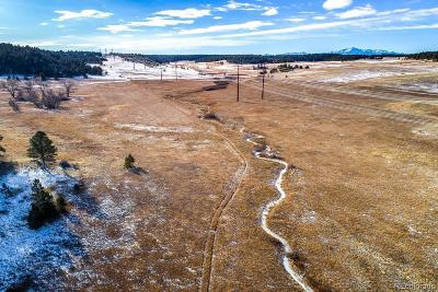 Elbert County Residential Lots & Land Active: County Line Road