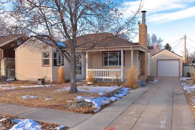 Windsor Single Family Home Active: 824 Elm Street