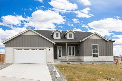 Castle Pines CO Single Family Home Active: $804,687