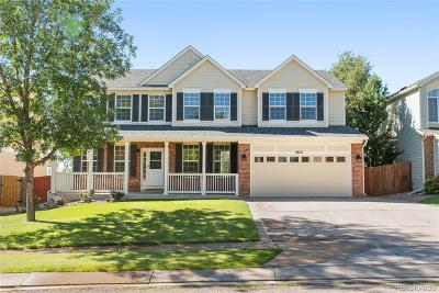 Colorado Springs Single Family Home Active: 4651 Poleplant Drive