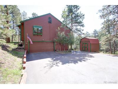 Evergreen Single Family Home Under Contract: 29906 Monroe Drive