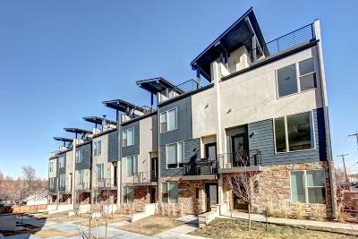 Lakewood Condo/Townhouse Active: 5717 West 17th Avenue