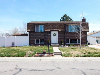 Northglenn Single Family Home Under Contract: 11930 Lavinia Lane