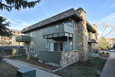 Boulder Condo/Townhouse Active: 3355 Bridger Trail #I201