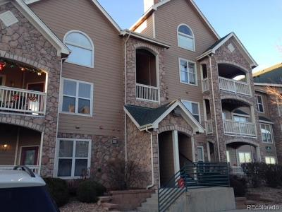 Aurora Condo/Townhouse Under Contract: 19019 East Warren Drive #H302