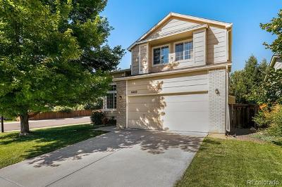 Highlands Ranch Single Family Home Under Contract: 9989 Apollo Bay Way