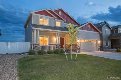 Greeley, Eaton, Loveland, Windsor, Fort Collins Single Family Home Active: 860 Shirttail Peak Drive