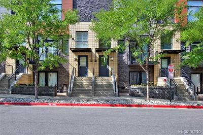 Denver Condo/Townhouse Active: 1416 Little Raven Street #C