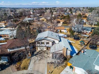 Centennial Single Family Home Active: 4433 East Maplewood Avenue