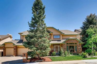 Golden Single Family Home Active: 15358 West Ellsworth Drive