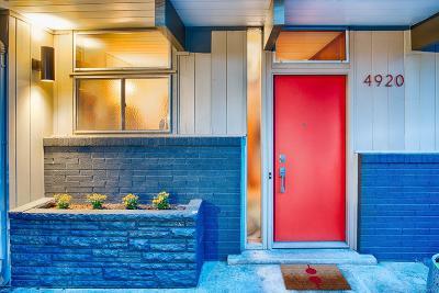 Single Family Home Under Contract: 4920 East Vassar Lane