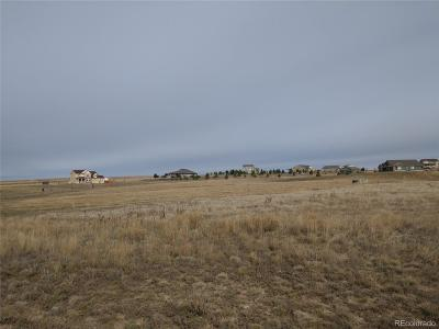 Parker CO Residential Lots & Land Active: $199,000