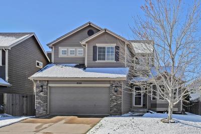 Thornton Single Family Home Active: 13311 Elizabeth Street