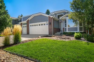 Erie Single Family Home Active: 1460 Cherry Place