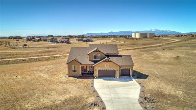 Peyton Single Family Home Under Contract: 11504 Blackcomb Trail