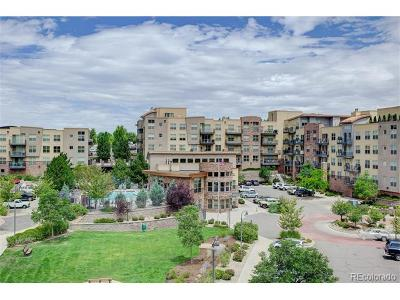 Englewood Condo/Townhouse Active: 9019 East Panorama Circle #D-410