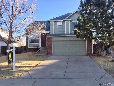 Arapahoe County Single Family Home Active: 2156 South Gibraltar Way