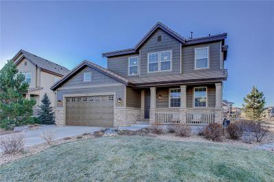 Highlands Ranch Single Family Home Under Contract: 10451 Meadowleaf Way