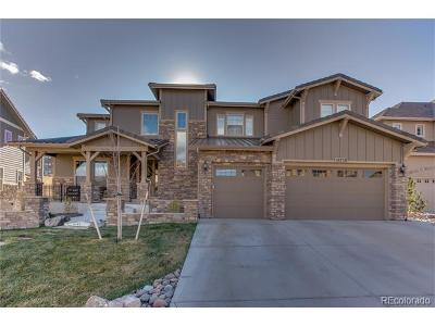 Highlands Ranch Single Family Home Active: 10738 Braesheather Court