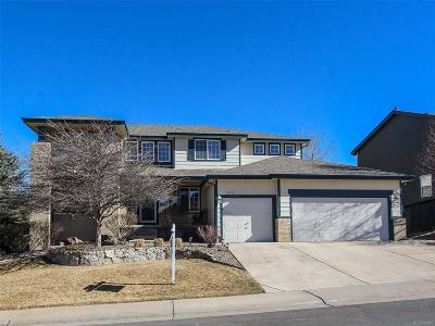 Highlands Ranch Single Family Home Under Contract: 10042 Glenstone Circle