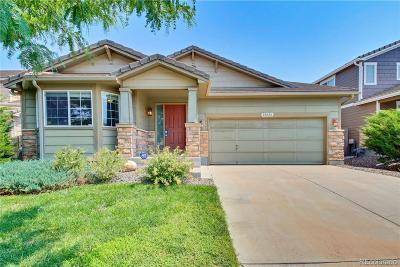 Commerce City Single Family Home Under Contract: 10026 Helena Street