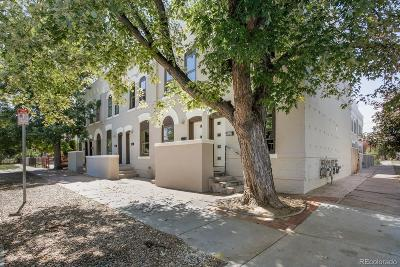 Denver Condo/Townhouse Under Contract: 3549 Williams Street