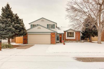Centennial Single Family Home Active: 5182 South Richfield Street