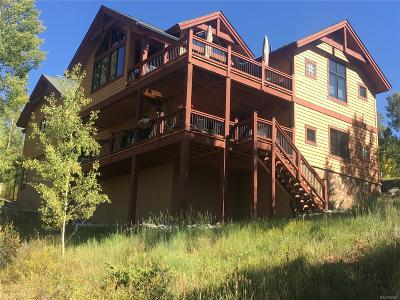 Summit County Single Family Home Active: 24 Crescent Moon Trail