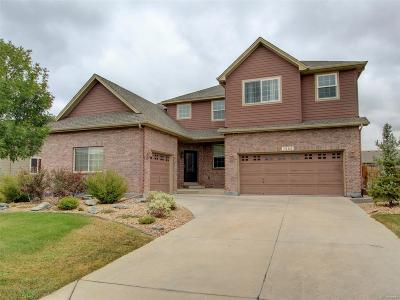 Thornton Single Family Home Active: 7585 East 121st Place