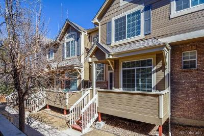 Centennial Condo/Townhouse Under Contract: 5555 East Briarwood Avenue #1502