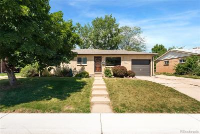 Single Family Home Under Contract: 6047 Independence Street