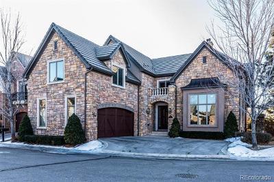 Denver Single Family Home Active: 8538 East Wesley Drive