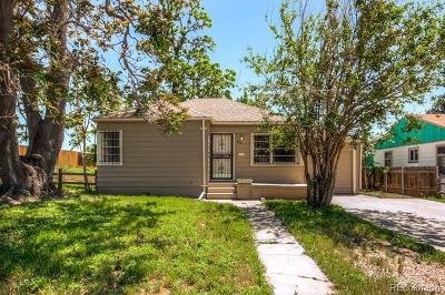 Single Family Home Active: 4776 Decatur Street