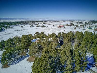 Parker Single Family Home Under Contract: 6681 Flintwood Road